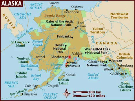 Alaska map edit